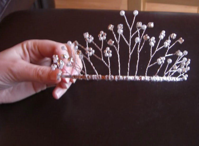 Diy Crowns Tiaras And Fancy Headbands Quince Candles