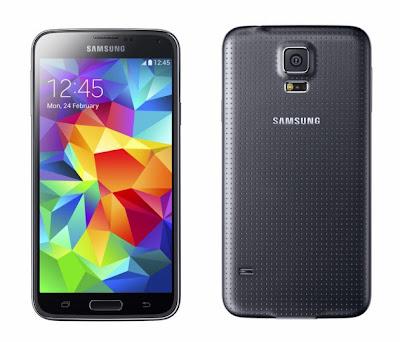 Harga Handphone Samsung Galaxy S5 Terbaru
