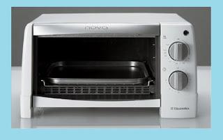Electrolux electrik oven