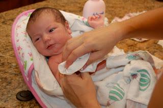 Doa Untuk Anak Yang Baru Lahir Ke Dunia