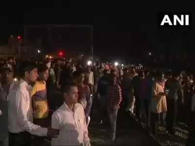 पंजाब में हुआ ट्रेन हादसा 50 के मरने की खबर.