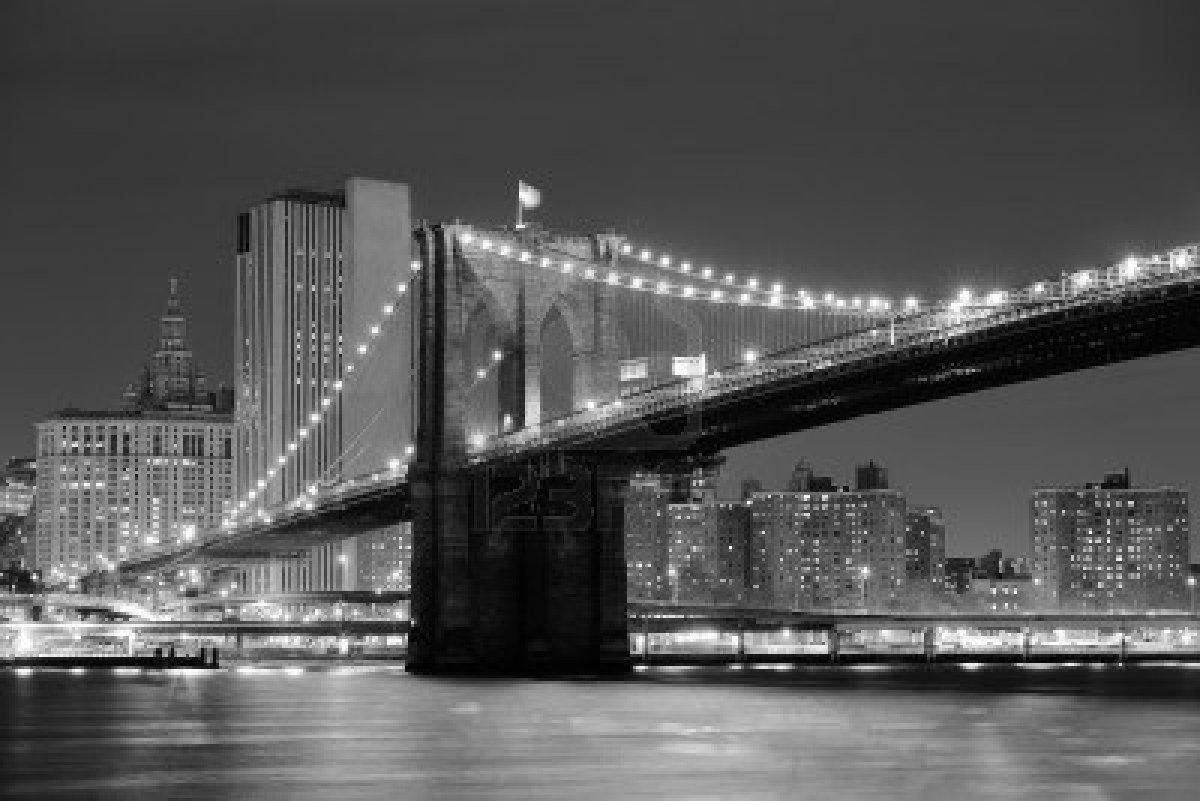 bridges black and white bridges. Black Bedroom Furniture Sets. Home Design Ideas