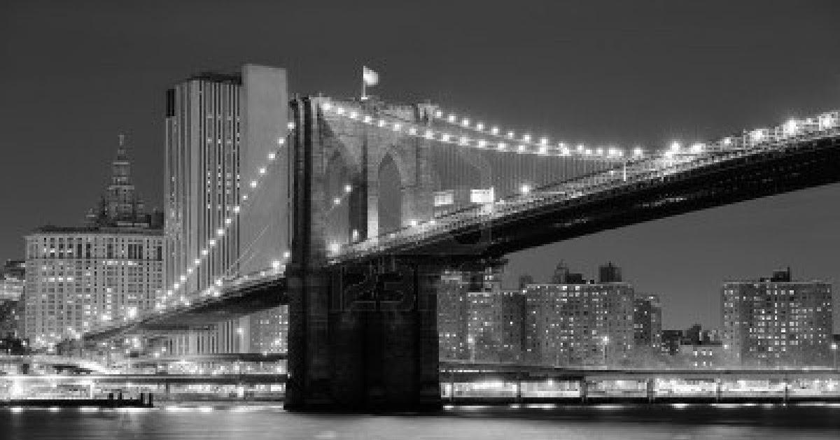 Bridges: Black And White Bridges