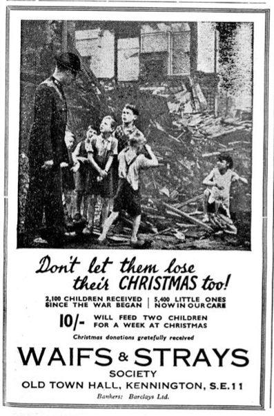 19 December 1940 worldwartwo.filminspector.com Waifs and Strays