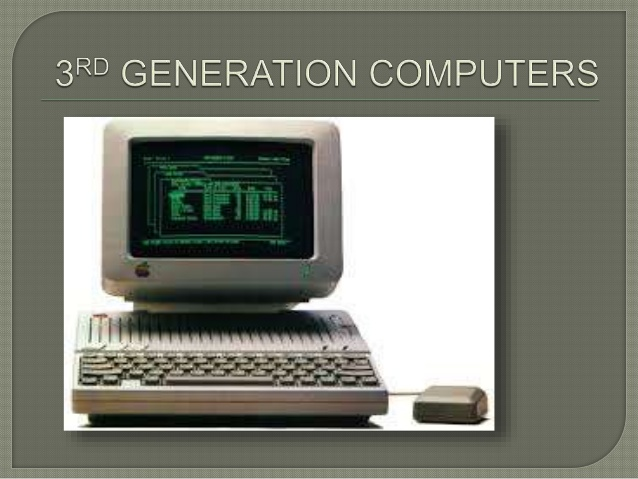 Five Generations of Computers