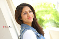 Telugu Actress Lavanya Tripathi Latest Pos in Denim Jeans and Jacket  0169.JPG