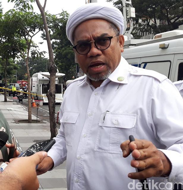 Bakal Digeruduk Andi Arief, Ngabalin: Dia Raja Hoax!