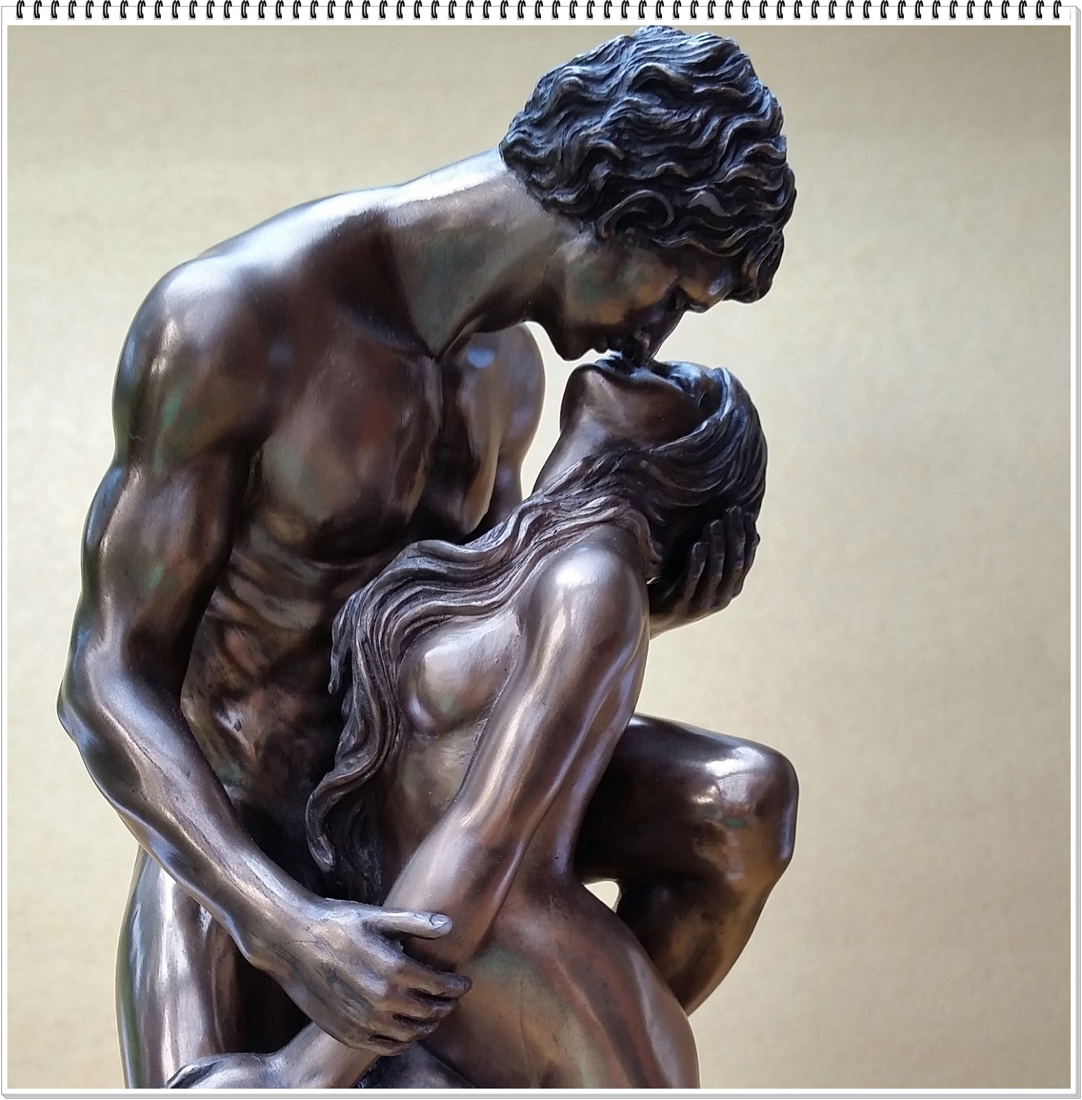 Really. was Nude figurines erotica think, that
