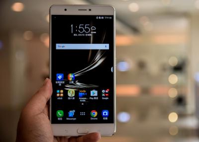 Spesifikasi  Asus Zenfone 3 Ultra Berserta Harga Terkininya