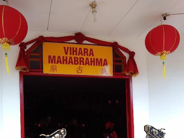 Eksotisme Vihara Maha Brahma