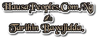 TARIHIN BAYAJIDDA KASHI NA BIYU