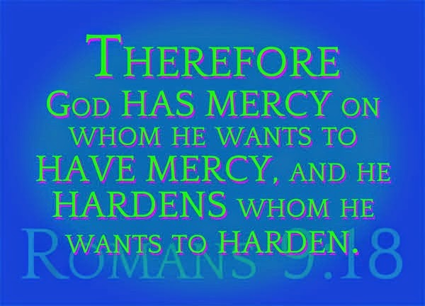 Image result for romans 9 18