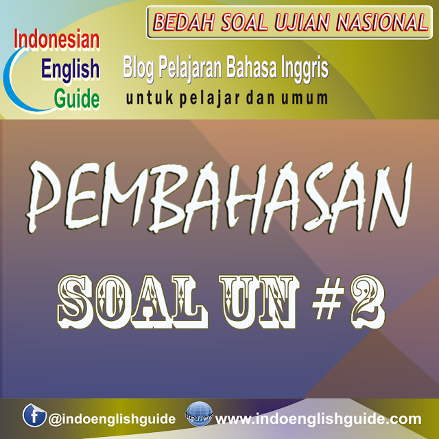Pembahasan Soal UN Bagian 2