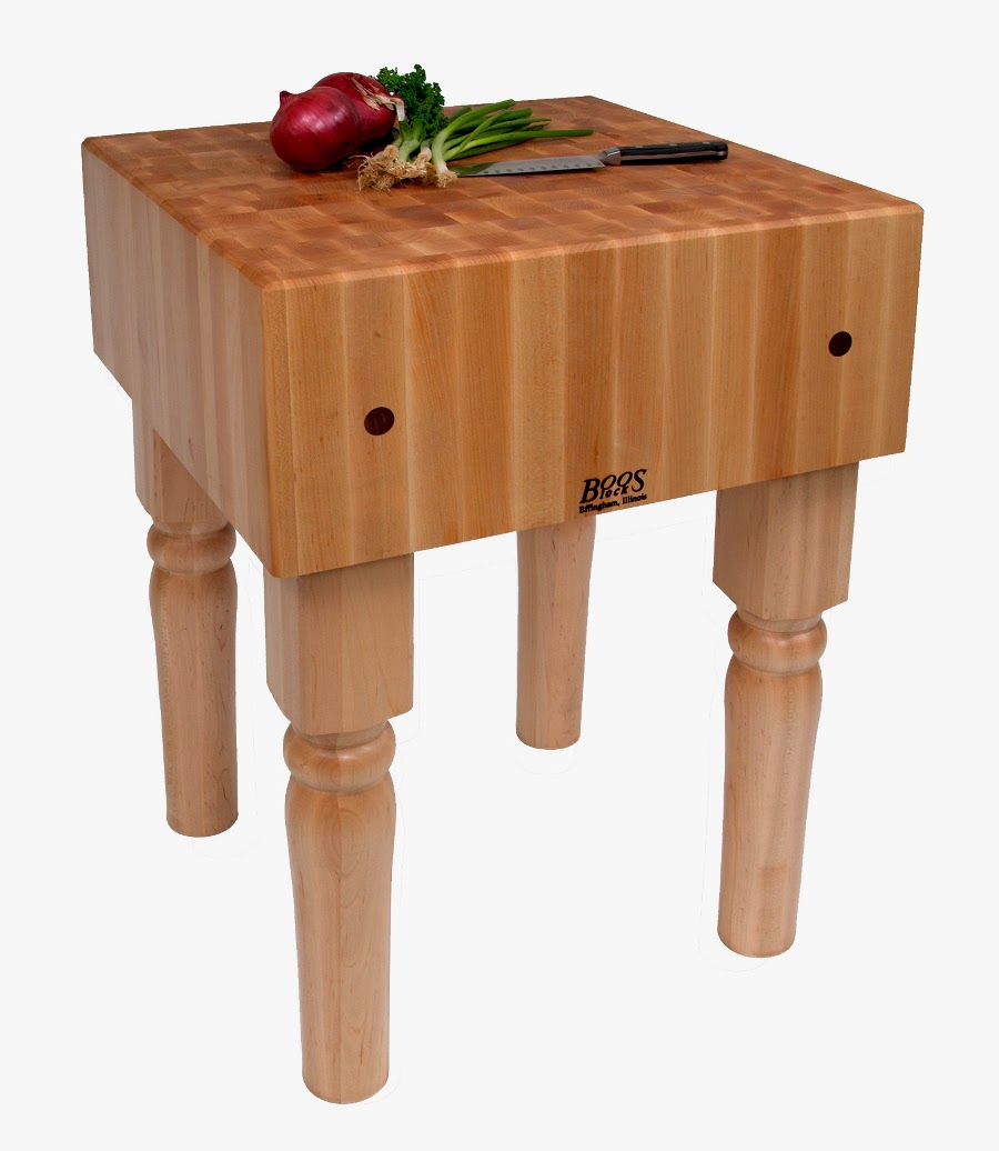 Kitchen And Residential Design Butcher Block Surfaces