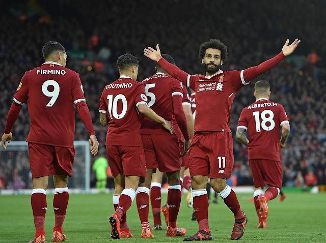 متابعة موعد مباراة ليفربول وساوتهامبتون اليوم 11-2-2018 والقنوات المجانية الناقلة للمباراة ليفربول وساوتهامبتون في الدوري الإنجليزي