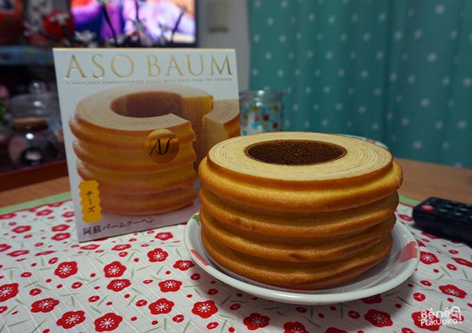 Gâteau à la broche japonais