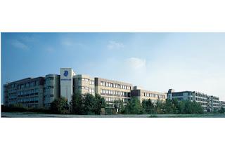 Kantor dan Pabrik Staedtler di Germand