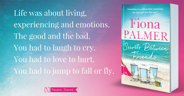 The secrets between friends by fiona palmer release blitz purchase links fandeluxe Ebook collections