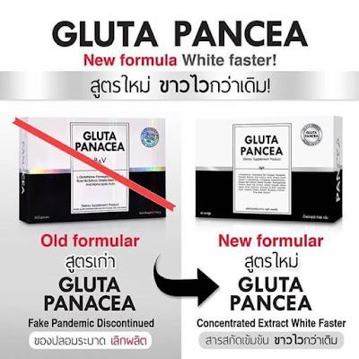 Gluta Pancea New Packaging