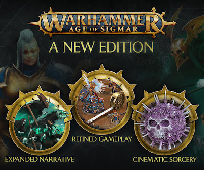 Age of Sigmar New Edition Announced - Faeit 212: Warhammer