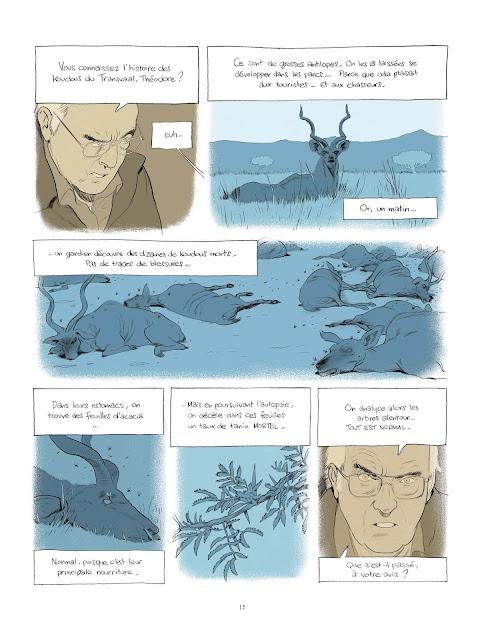 The End de Zep aux éditions Rue de Sèvres page 12