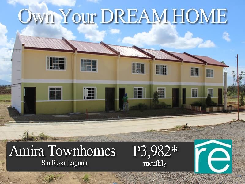 Affordable House and Lot For Sale in the Philippines Real Property