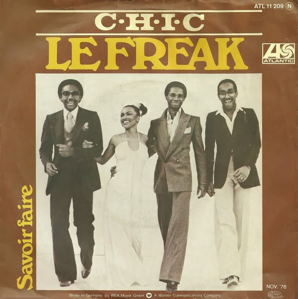Chic - Le Freak (Video)