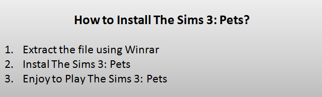 The Sims 3 Free Download (All Expansions)