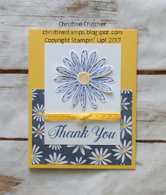 Stampin Up Daisy Delight