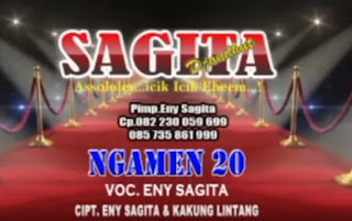 Download Kumpulan Lagu-lagu Sagita Full Album Ngamen 20