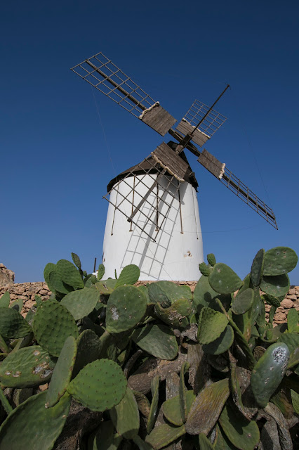 Los molinos centro de interpretacion-Tiscamanita-Fuerteventura