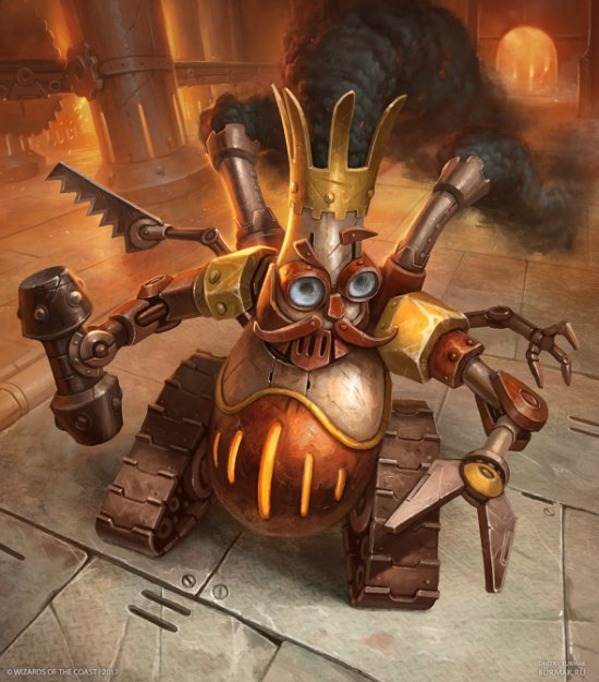 Dmitry Burmak artstation deviantart arte ilustrações fantasia games steampunk magia magic the gathering
