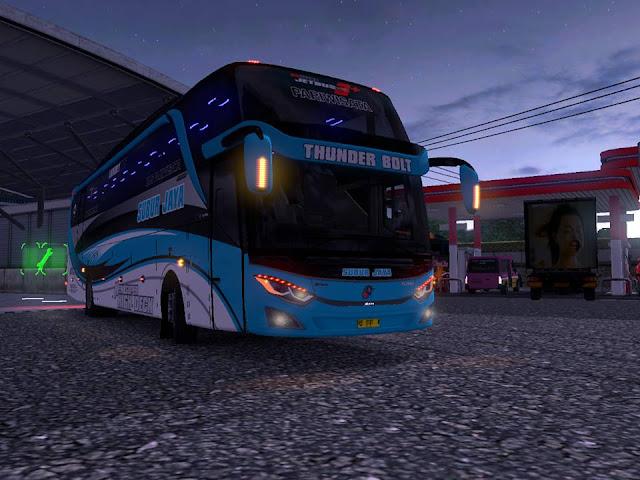 Terbaru !! Mod Jetbus SHD 3+ ETS2