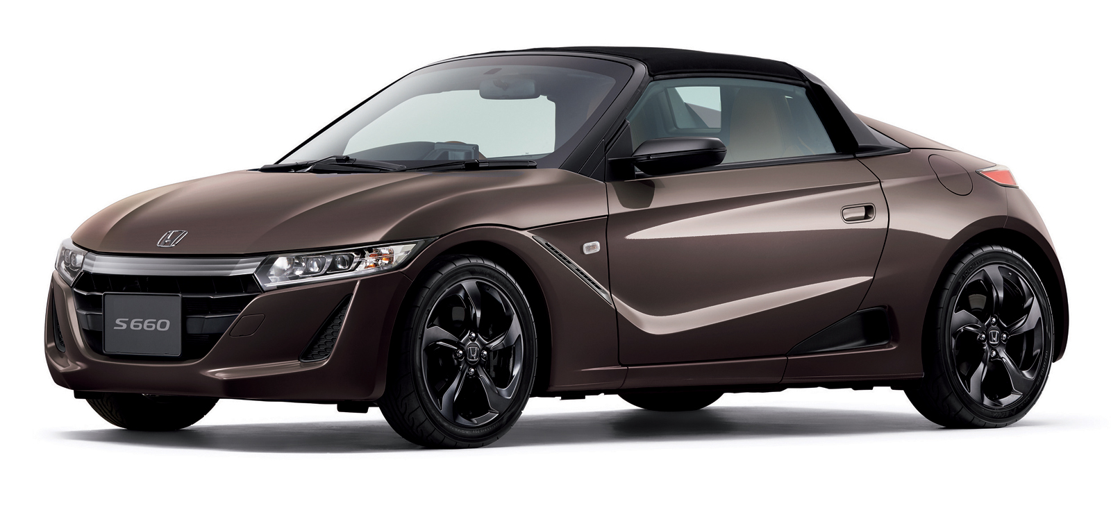 Honda Beat 2017 >> Honda S660 Bruno Leather Edition Turns Shifting Into A Game | Carscoops