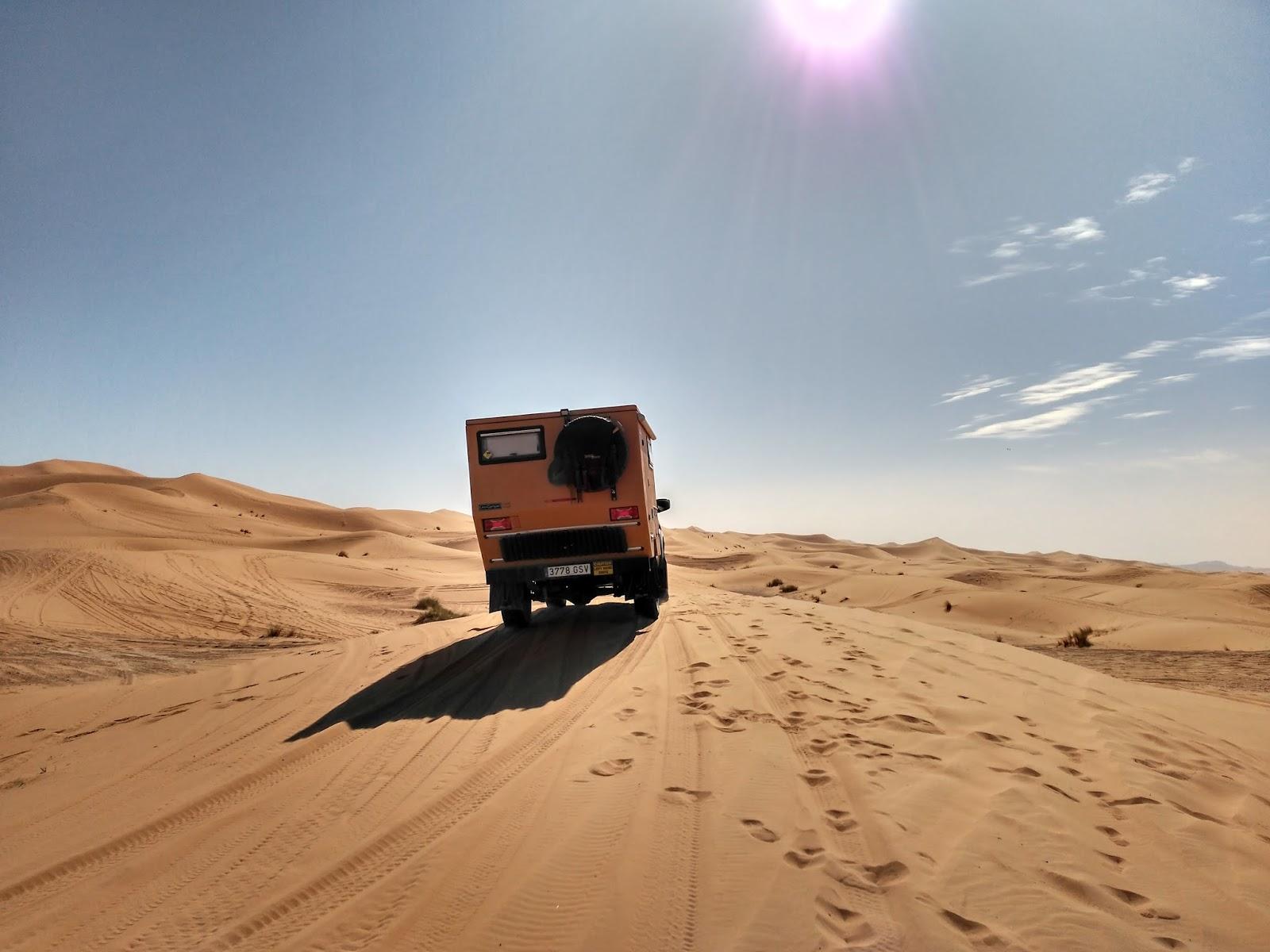 Las razones definitivas para dejar de posponer tu viaje a Marruecos en camper