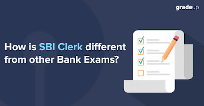 How SBI Clerk is different from other Bank exams