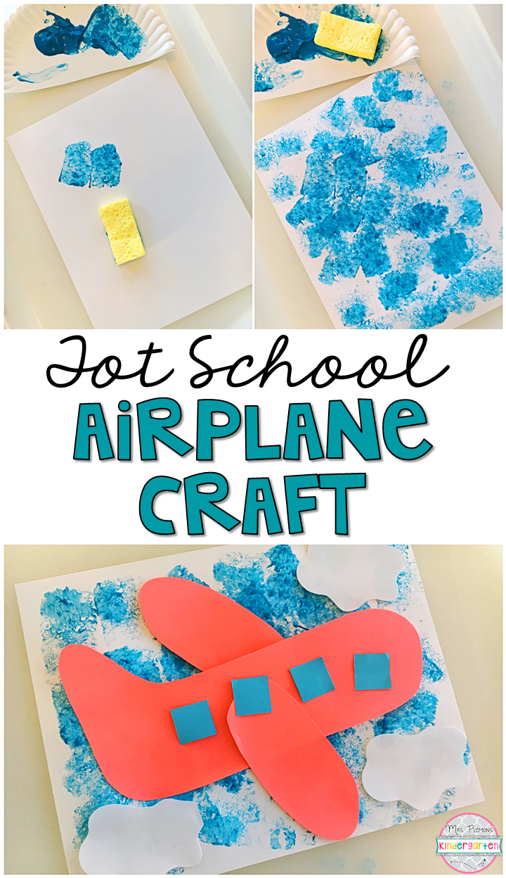 Traveling Crafts For Toddlers