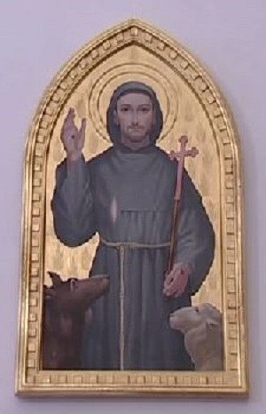 OCTOBER 4 - SAINT FRANCIS OF ASSISI