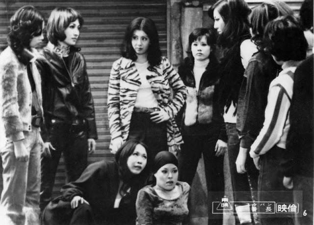 Sukeban 20 Amazing Photographs Capture Badass Girl Gangs -2610