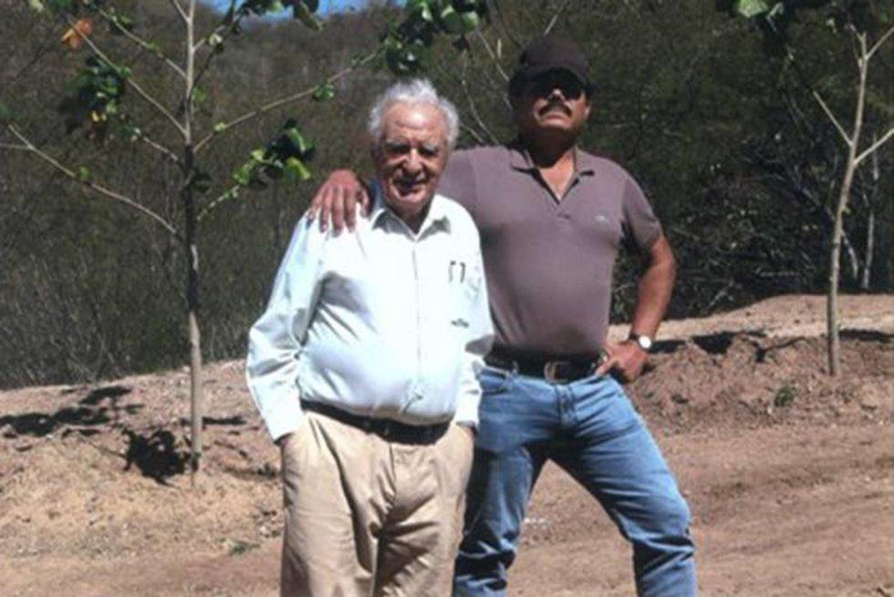 Ismael El Mayo Zambada, líder máximo del Cártel de Sinaloa; revelan donde se encuentra