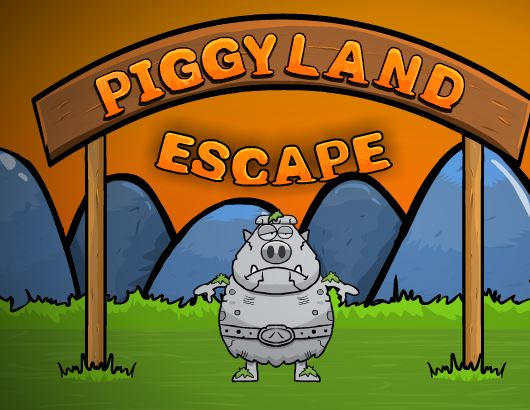 Piggy Land Escape