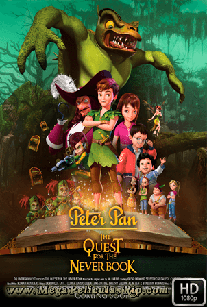 Las Nuevas Aventuras De Peter Pan [1080p] [Latino-Ingles] [MEGA]
