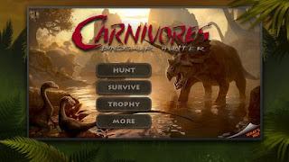 Carnivores : Dinosaur Hunter HD v1.6.5 MOD Apk (Infinite Relocates) Logo