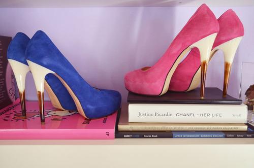6eec06147e Vamos de fiesta  Llamativos zapatos de fiesta para mujer