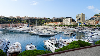 Monaco has lot of rich people