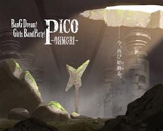 BanG Dream! Girls Band Party! ☆ Pico tem segunda temporada anunciada