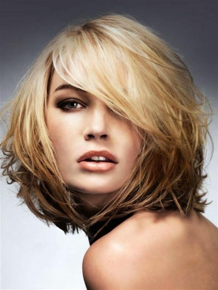 Coiffure Femme Long Degrade Avec Frange Ivory Hairstyle