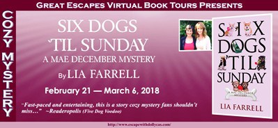 Upcoming Blog Tour 3/4/18