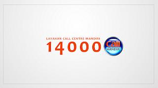 Call Center Mandiri 24 Jam Bebas Pulsa (Contact email, No Telp, Akun Medsos, Pengaduan online) dll