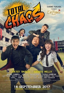Sinopsis Film TOTAL CHAOS (Movie - 2017)
